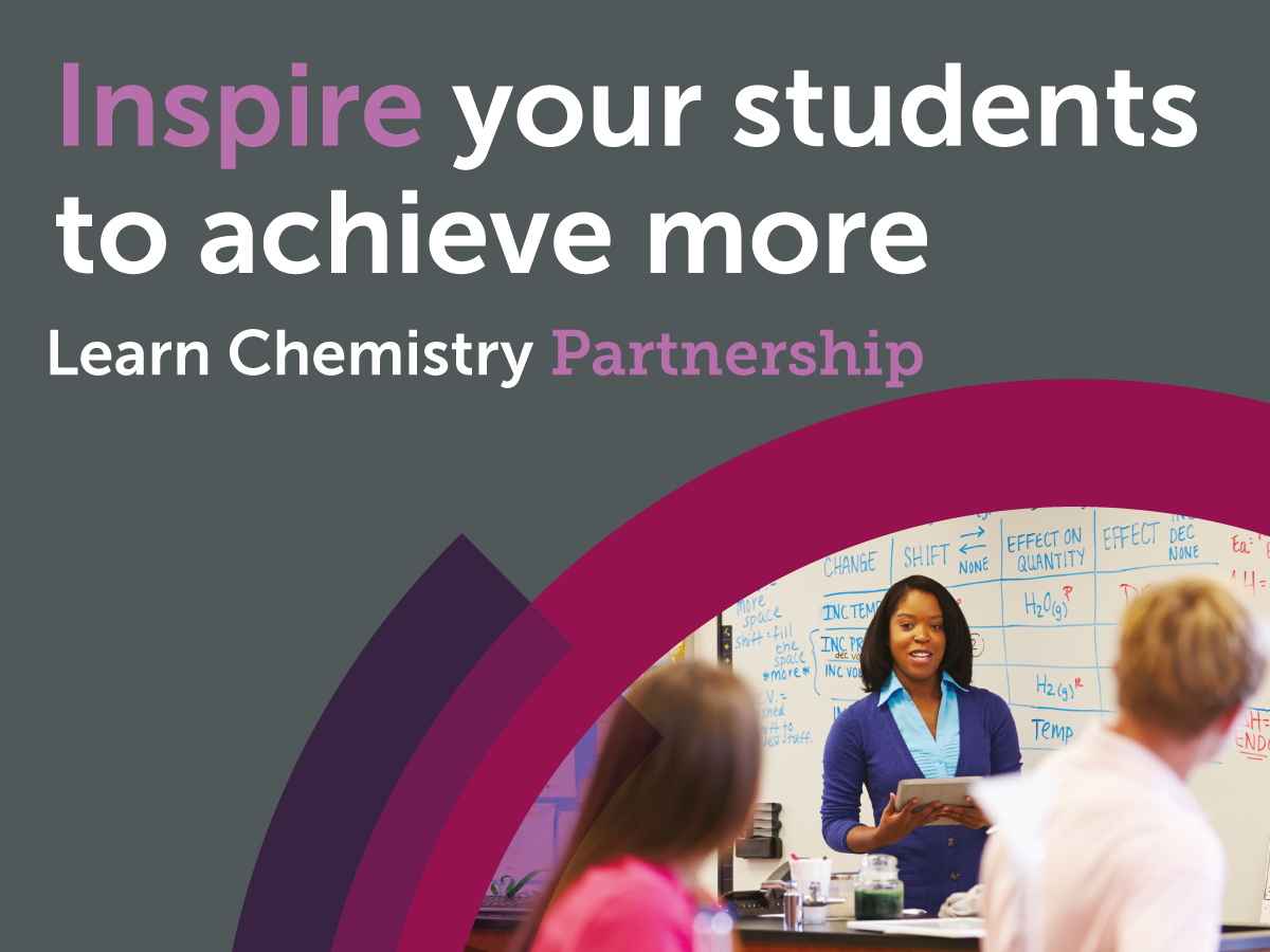 Learn Chemistry Partnership logo