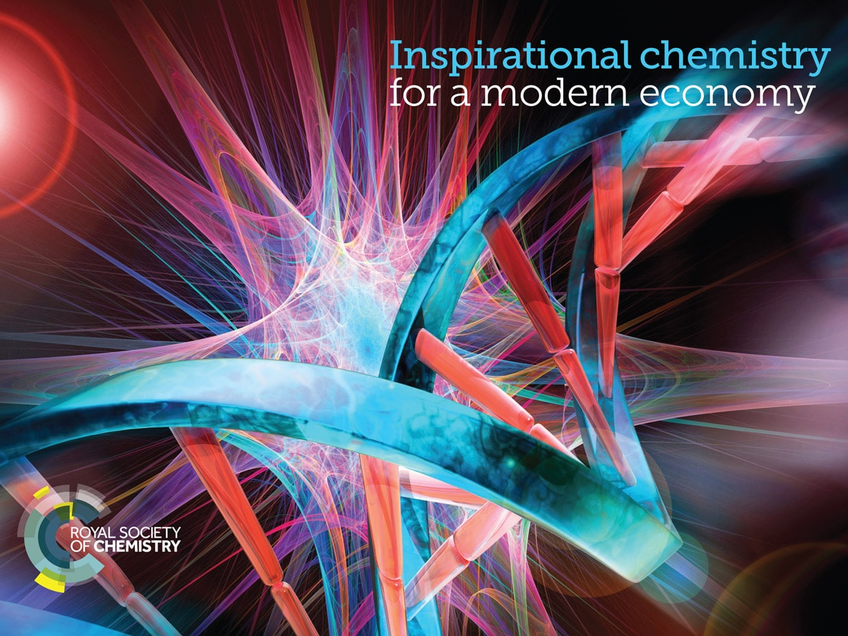 Inspirational chemistry for a modern economy