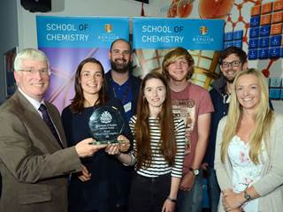 Schools Analyst Competition winners announced