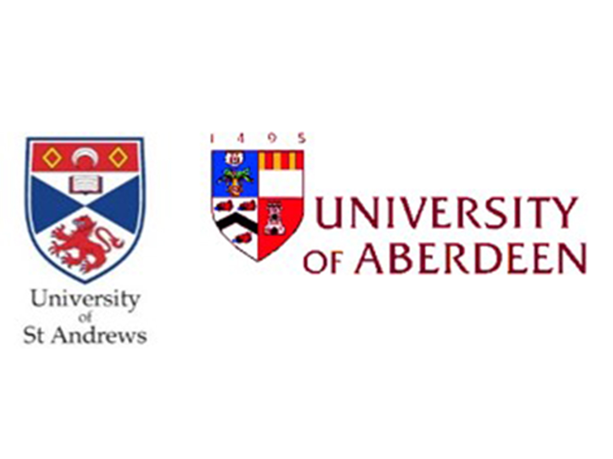 St Andrews University and University of Aberdeen