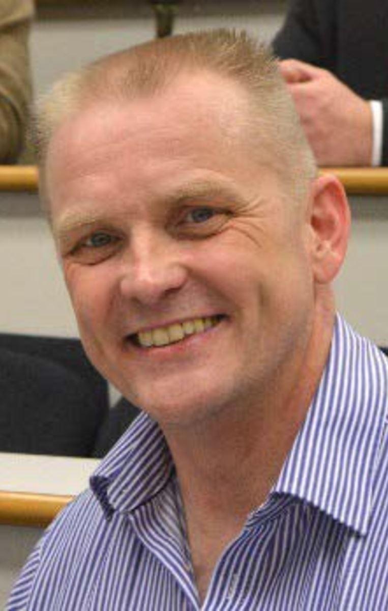 Professor Tom Welton OBE