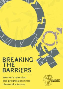 Breaking the barriers: women's retention and progression in the chemical sciences