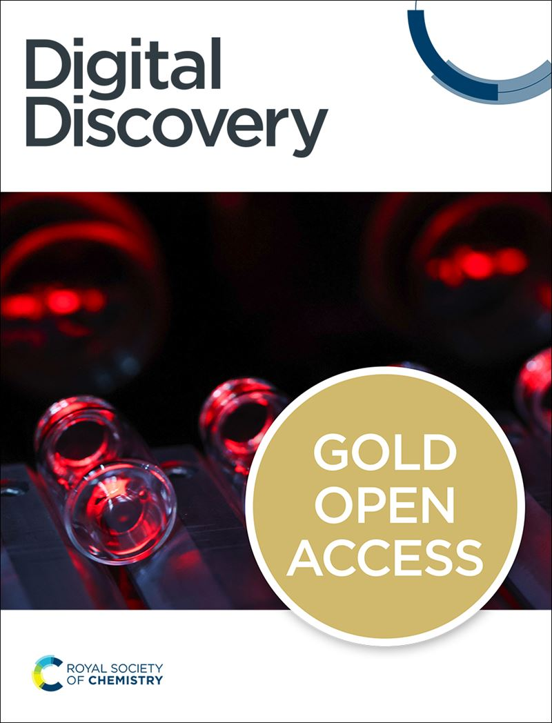 Front cover of Digital Discovery journal