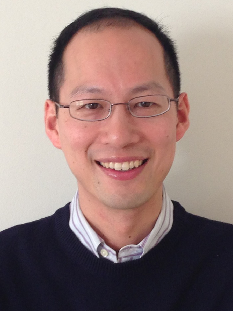 Professor Christopher Chang