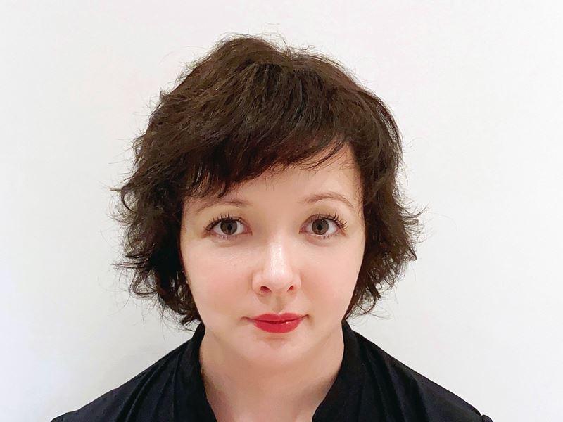Headshot of Marina Freitag
