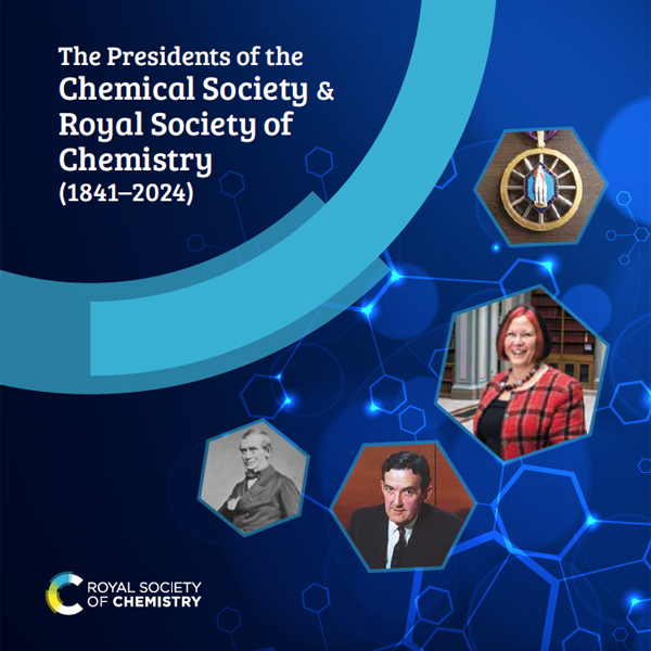 Presidents library publication cover
