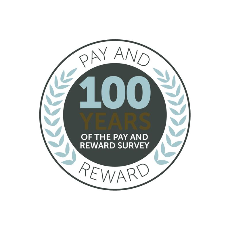 Pay and Reward Survey 100th anniversary