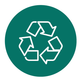 Waste management organisations icon