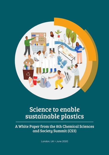 Plastics report cover